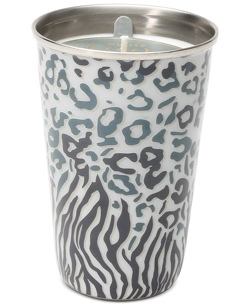 Illume Styled Habitat by Mulled Cider Enameled Tumbler Candle, Created For Macy's