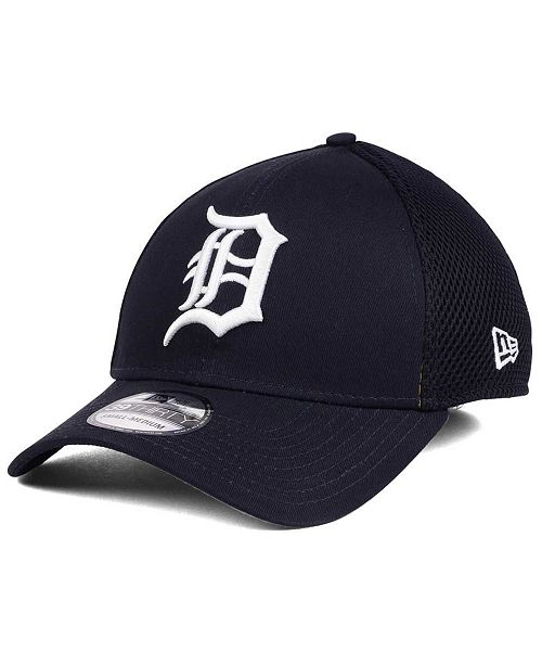 low cost 73be6 16009 New Era. Detroit Tigers Mega Team Neo 39THIRTY Cap. Be the first to Write a  Review. main image ...