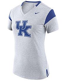 Nike Women's Kentucky Wildcats Fan V Top T-Shirt