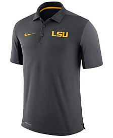 Nike Men's LSU Tigers Team Issue Polo