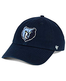 '47 Brand Memphis Grizzlies CLEAN UP Cap
