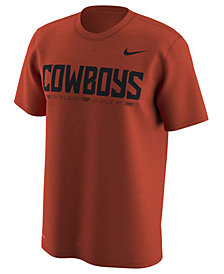 Nike Men's Oklahoma State Cowboys Fresh Trainer Hook T-Shirt