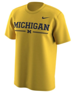 Nike Men's Michigan Wolverines...