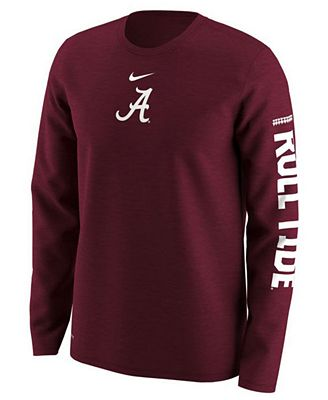 Nike Men's Alabama Crimson Tide Fresh Trainer Hook T-Shirt dMHVHq6Mu9