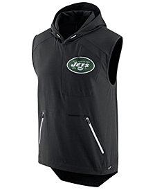 Nike Men's New York Jets Fly Rush Vest