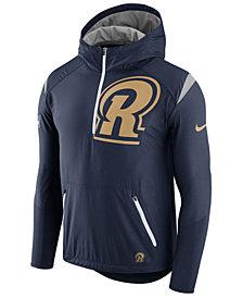 Nike Men's Los Angeles Rams Lightweight Fly Rush Jacket