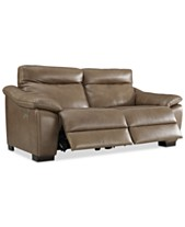 Power Reclining Sofas & Couches - Macy\'s
