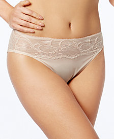 Wacoal Distinguished Elegance Hi Cut Brief 841264