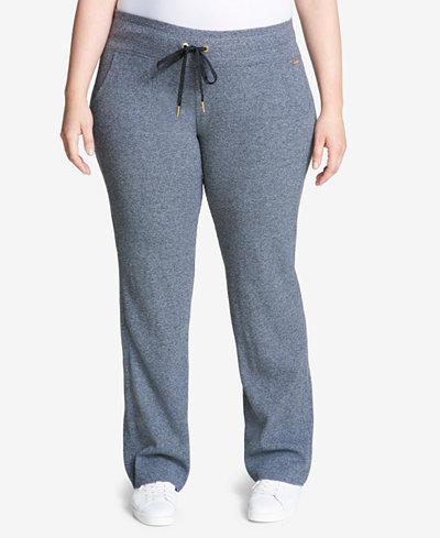 Calvin Klein Performance Plus Size Thermal Pants
