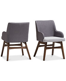 Gildyn Armchair (Set Of 2), Quick Ship