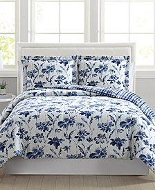 Maya 3-Pc. Full/Queen Comforter Set, Created for Macy's
