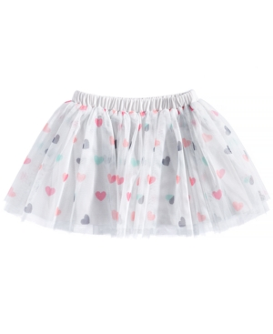 First Impressions HeartPrint Tutu Skirt Baby Girls (024 months) Created for Macys