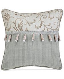 """Croscill Caterina 16"""" x 16"""" Fashion Pillow"""