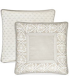 J Queen New York Le Blanc European Sham