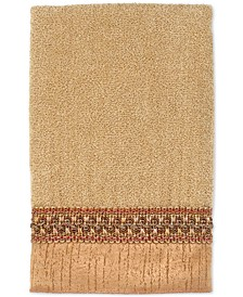 """Braided Cuff"" Wash Towel, 13x13"""