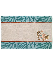 Seaside Cotton Bath Rug
