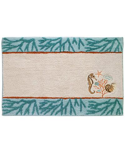 Avanti Seaside Cotton Bath Rug