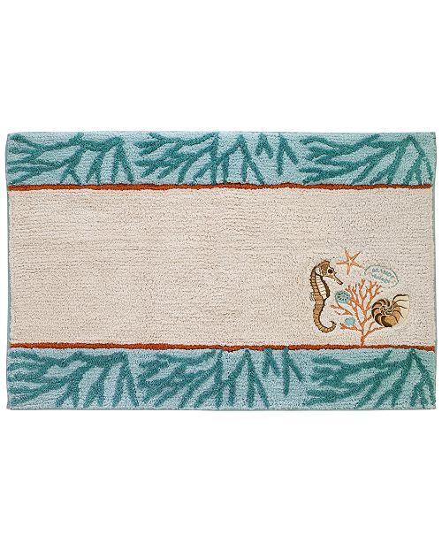 Seaside Cotton Bath Rug