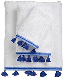 Cara Home Sahara Stripe Washcloth