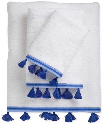 Cara Home Sahara Stripe Washcloth