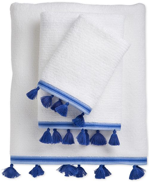 Caro Home Sahara Stripe Hand Towel