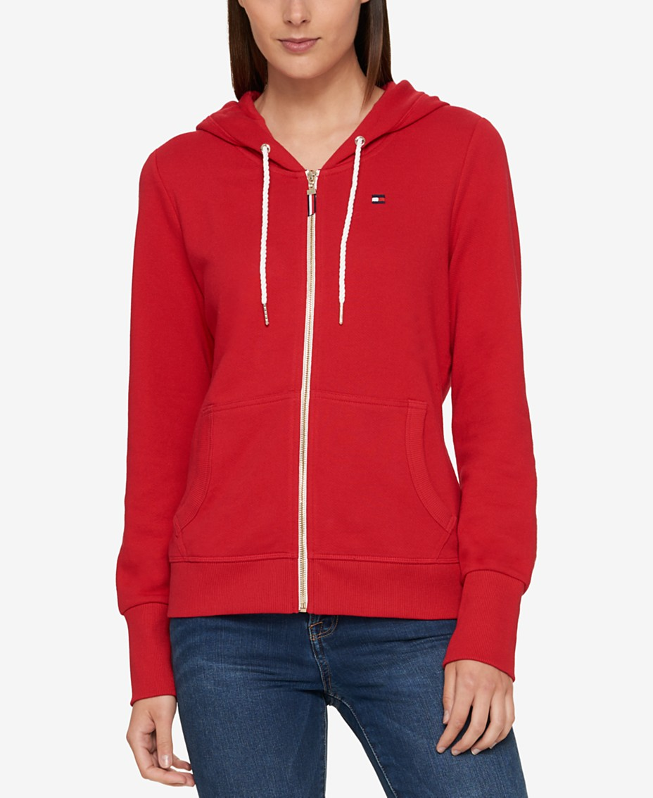 f05c89268e6 Tommy Hilfiger French Terry Hoodie