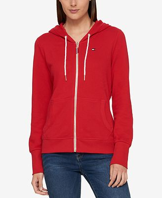 Tommy Hilfiger French Terry Hoodie Created For Macy S
