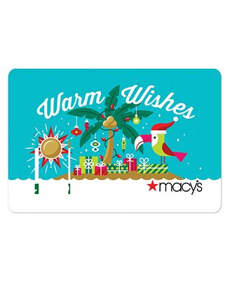 Warm Wishes E-Gift Card