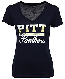 Colosseum Women's Pittsburgh Panthers PowerPlay T-Shirt