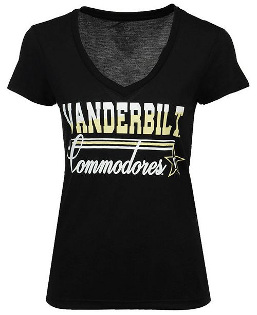 Colosseum Women's Vanderbilt Commodores PowerPlay T-Shirt