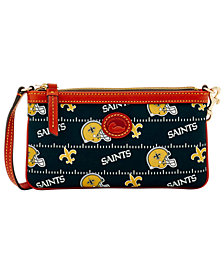 Dooney & Bourke New Orleans Saints Nylon Wristlet