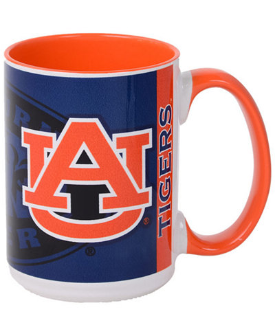 Auburn Tigers 15oz Super Fan Inner Color Mug
