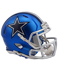 Riddell Dallas Cowboys Speed Blaze Alternate Mini Helmet