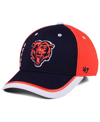 '47 Brand Chicago Bears Crash Line Contender Flex Cap