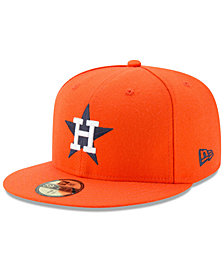 New Era Houston Astros Turn Back The Clock 59FIFTY Fitted Cap