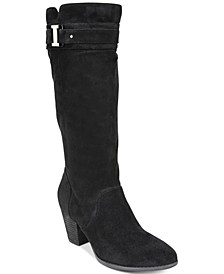 Devote Wide-Calf Tall Boots