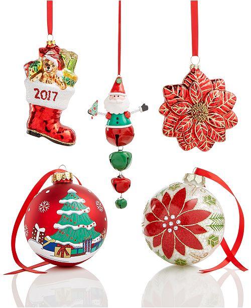 main image - Macys Christmas Decorations 2017