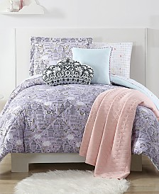 My World Unicorn Princess Printed Bedding Collection