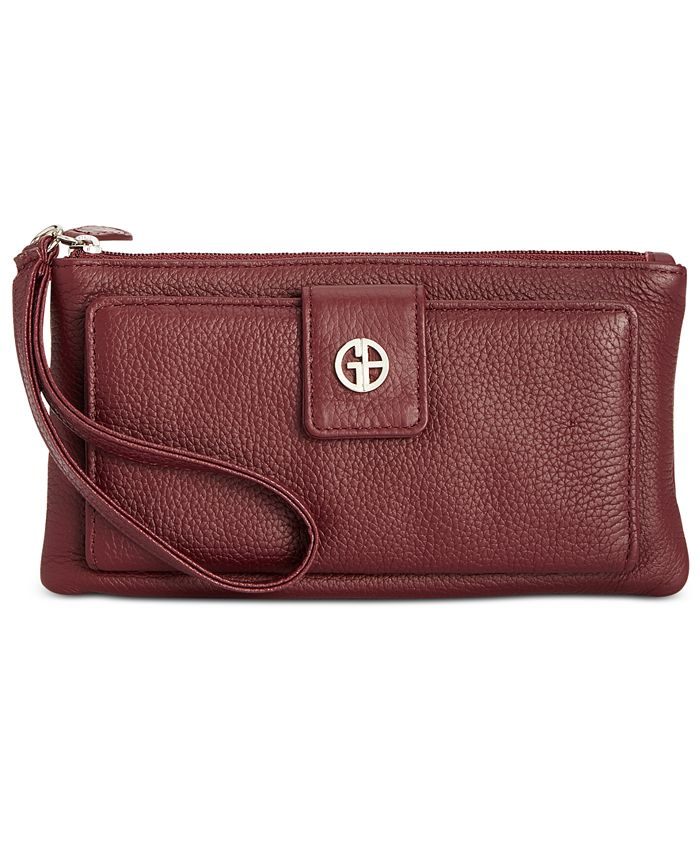 Giani Bernini - Softy Medium Grab & Go Wallet