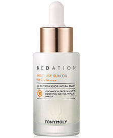 TONYMOLY BCDation Multi Use Sun Oil SPF 50+, 30 ml