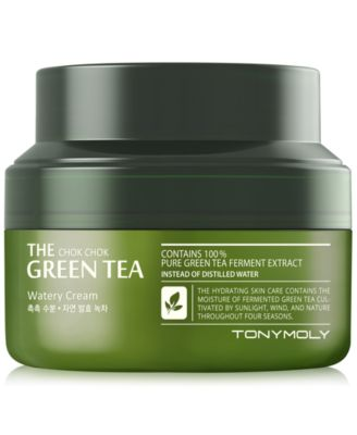 The Chok Chok Green Tea Watery Cream, 2 oz.