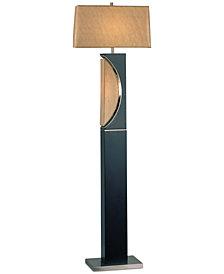 Nova Lighting Half Moon Floor Lamp