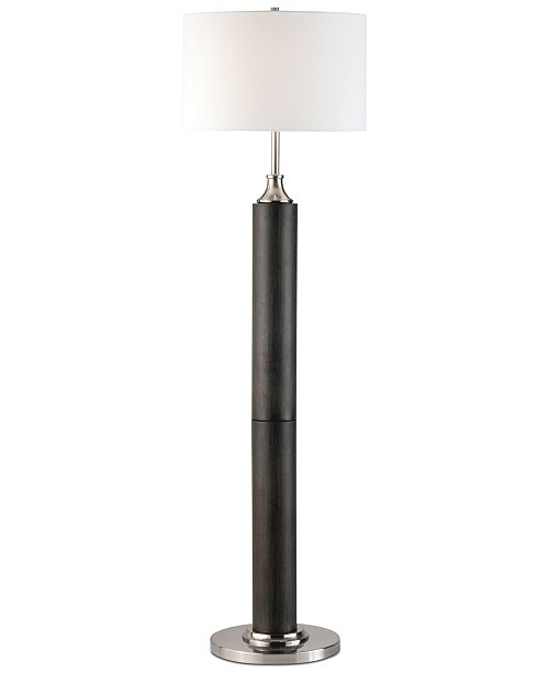 Nova Lighting Barrel Floor Lamp