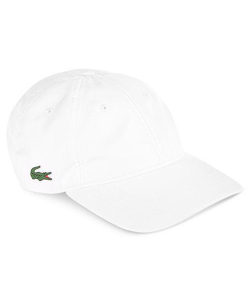 3389b6e1ce7e0 Lacoste Men s Sport Performance Cap   Reviews - Hats