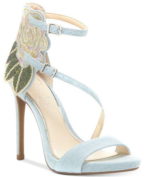 c6a1a78c9601 Jessica Simpson Reesa Dress Sandals   Reviews - Sandals   Flip Flops ...