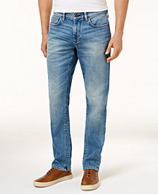 Tommy Hilfiger Denim Men's Hanford Athletic Fit Jeans, Created for Macy's