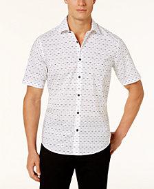 Alfani Men's Printed Shirt, Created for Macy's