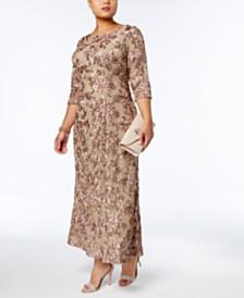 Plus Size Sequin Dress: Shop Plus Size Sequin Dress - Macy\'s