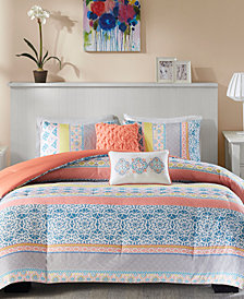 Intelligent Design Joni 5-Pc. Reversible Bedding Sets