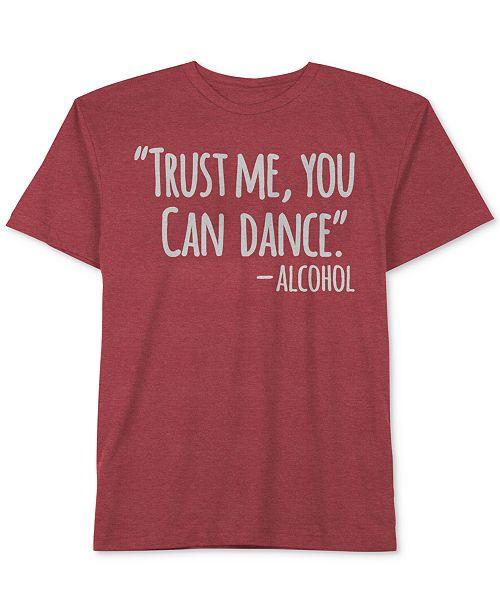 Hybrid Men's Graphic-Print T-Shirt